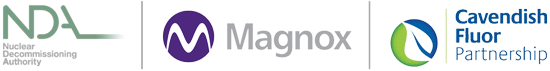 Magnox group logos.